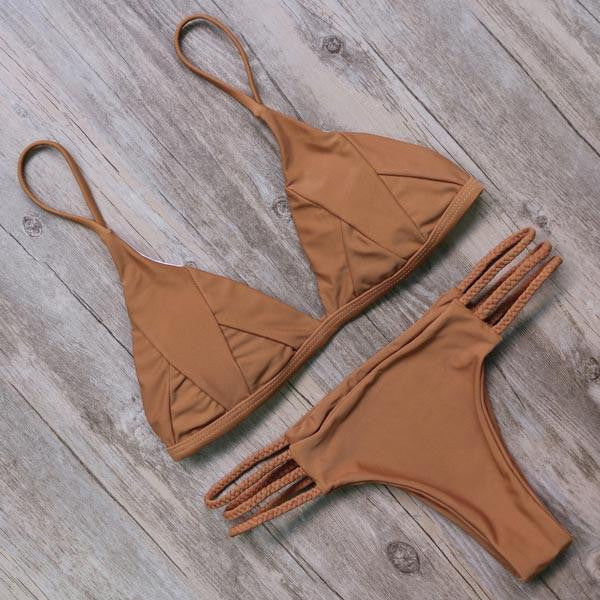 Sexy Push up Bikini Women Biquini Beach Wear Bathing Suit Bikinis Set