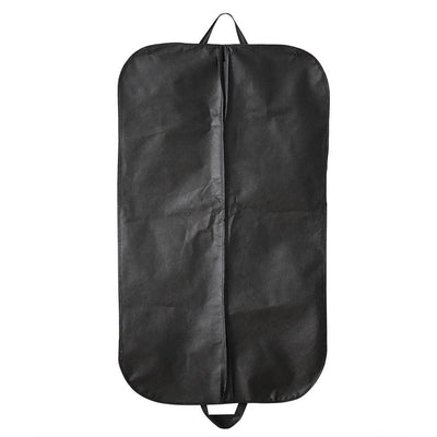 Online discount shop Australia - 1pc Black Coat Clothes Garment Suit Cover Bags Dustproof Hanger Storage Protector Travel Storage Organizer Case Home Supplies