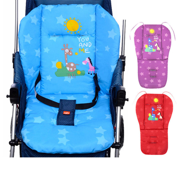 Online discount shop Australia - Baby Stroller Mat Red,Blue,Purple Outdoor Chair Cushions,Soft Feeding Chair Seat Pad,Blue Baby Seat Mat Cushion for Chair Sofa