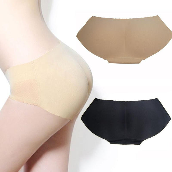 Sexy Panty Knickers Buttock Backside Silicone Bum Padded Butt Enhancer Hip Up Underwear