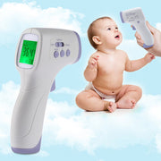 Online discount shop Australia - Multi-purpose Infrared Babies Thermometer Non-contact Forehead Body Digital Termometro