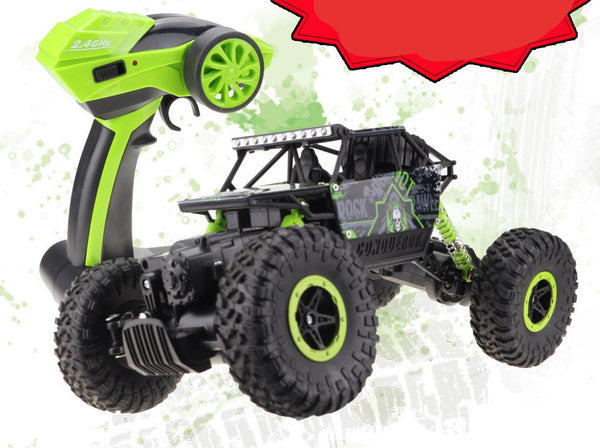Online discount shop Australia - Lynrc RC Car 4WD 2.4GHz Rock Crawlers Rally climbing Car 4x4 Double Motors Bigfoot Car Remote Control Model Off-Road Vehicle Toy