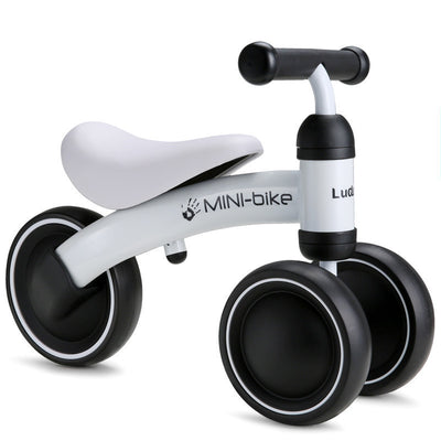 Online discount shop Australia - Brand Children Balance Bikes Scooter Baby Walker Infant 1-3years Scooter No Foot Pedal Driving Bike Gift for Infant three wheel