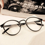 Online discount shop Australia - Mens Women Nerd Glasses Clear Lens Eyewear Unisex Retro Eyeglasses Spectacles