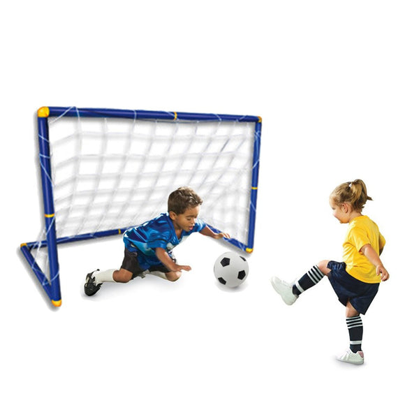 Portable Folding Children Kid Goal Football Door Set Football Gate Outdoor Indoor Toy Sports Toy