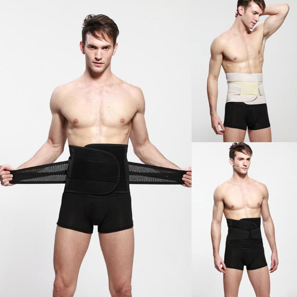 Online discount shop Australia - Men Health Vest Body Slimming Tummy Shaper shapewear Waist Fashion Men Belly Band Corset Waist Trainer Cincher Slim Body Shaper
