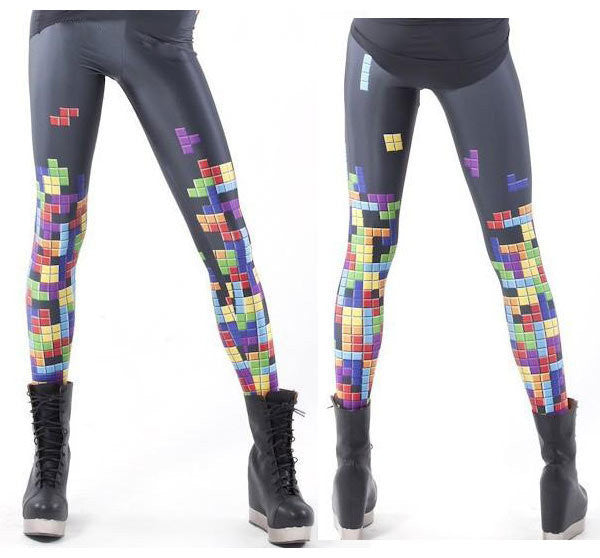 Online discount shop Australia - Mid Waist Elastic Black Milk Women Leggings Workout Leggins Pants Women's Leggings Fitness