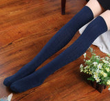 Over Knee leggings Fashion Women's High Cotton Sexy 7Color Leggings High Quality