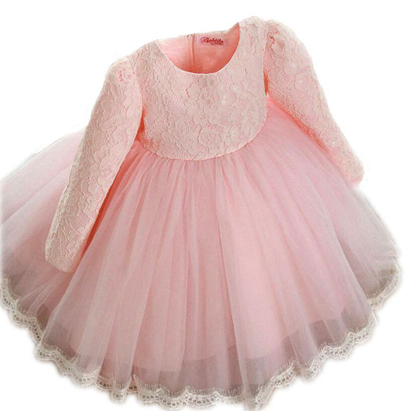 Princess Girls Party Dresses for party baby fashion Pink Tutu dress ...