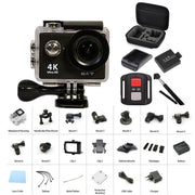 Original H9 / H9R remote Action camera Ultra HD 4K WiFi 1080P/60fps 2.0 LCD 170D lens Helmet Cam go water proof pro camera