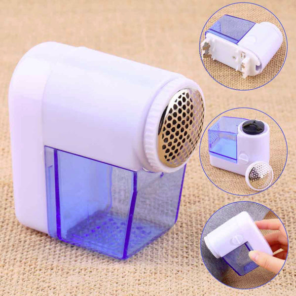 Online discount shop Australia - Electric Fuzz Cloth Pill Lint Remover Wool Sweater Fabric Shaver Trimmer Popular New