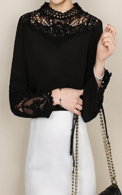 Luxury Blouse