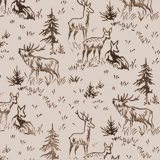 Pattern Roller #2368 - Grazing Deer