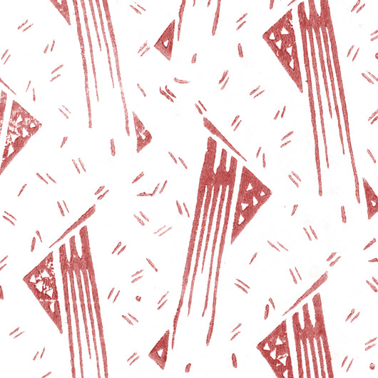 Pattern Roller #2660 - Abstract Stars and Stripes