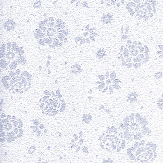 Pattern Roller #2734 - Stamped Flowers