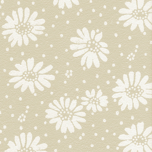Pattern Roller #2751 - Painted Daisies