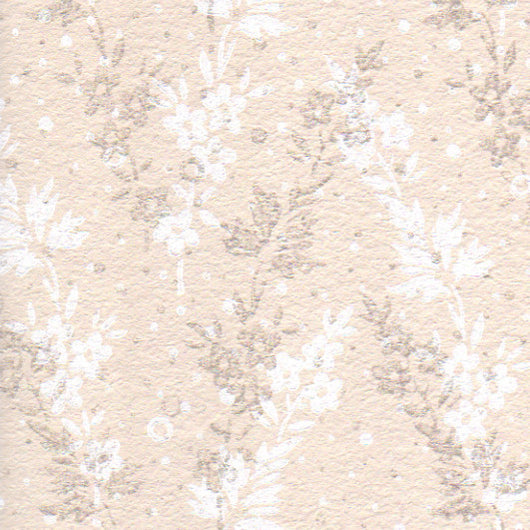 Pattern Roller #4109 - Flower Branches