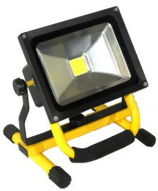 Illumenator 1800 is a cordless, rechargeable LED replacement for halogen work lights