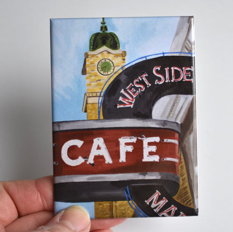 West Side Market Magnet