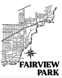 Fairview Park Ohio Map Print