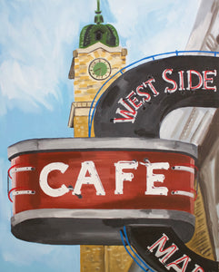 West Side Market Print