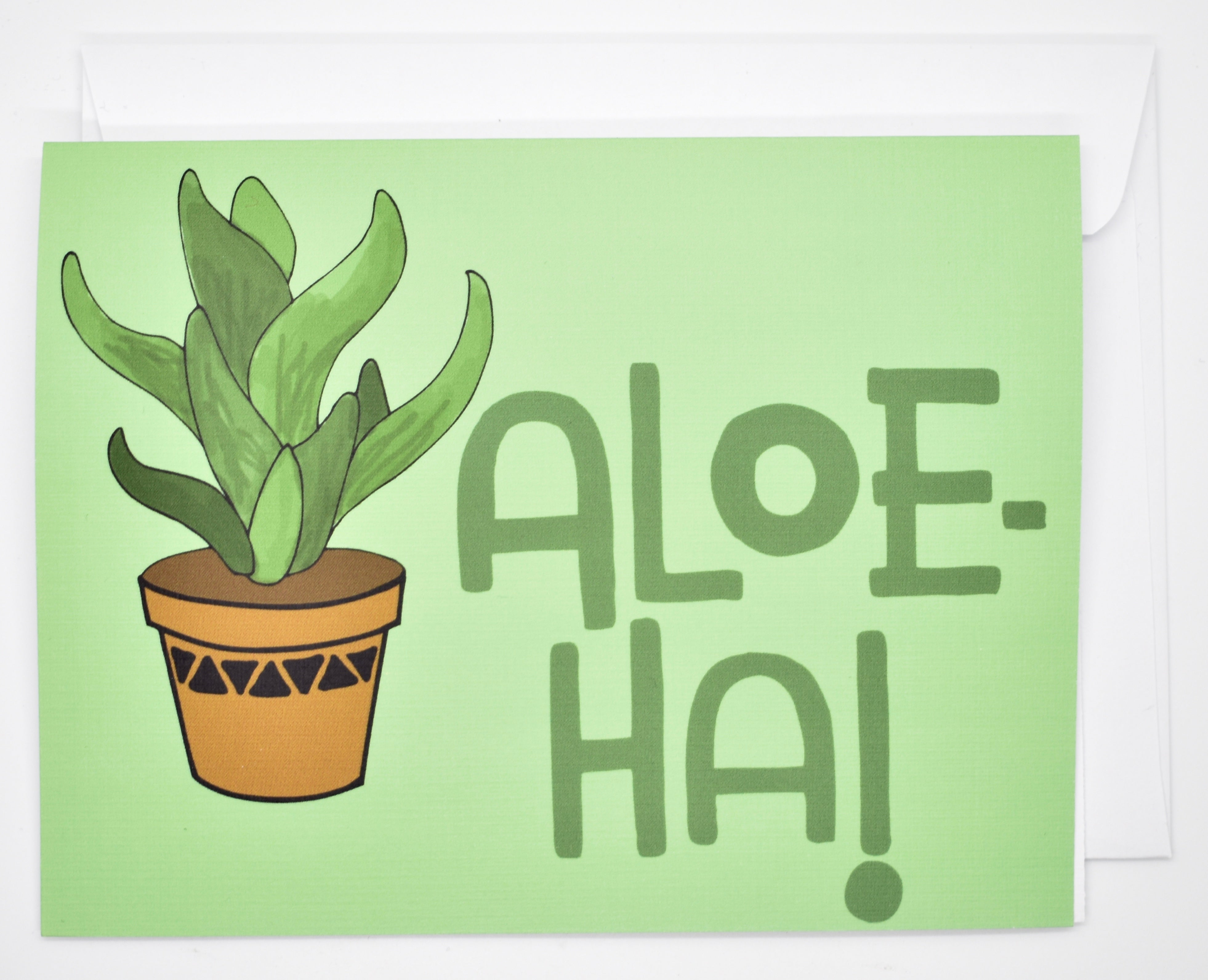 Aloe Ha Card