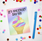 It's Sherberth day!