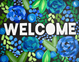 Welcome Painting