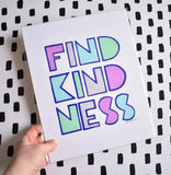 Find Kindness