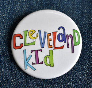 Cleveland Kid Button
