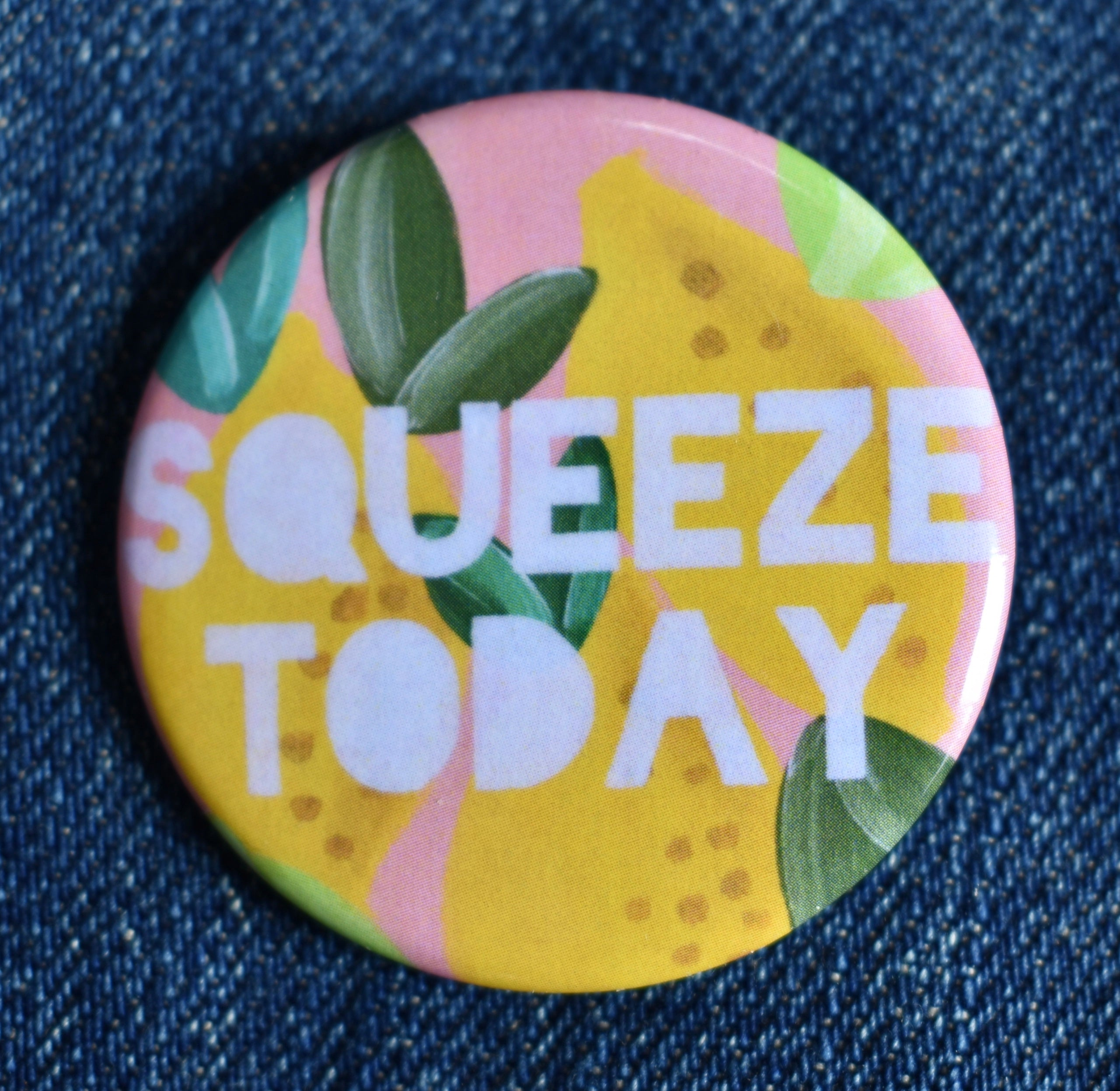 Squeeze Today Button