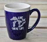 Live the Great Life Mug