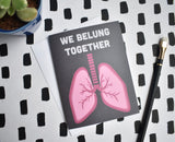 We Belung Together Card