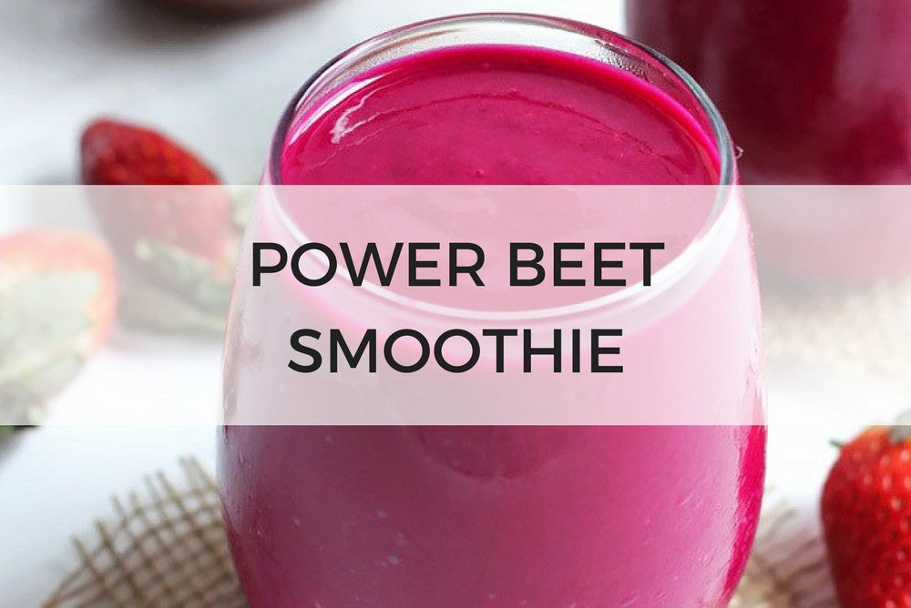 power beet smoothie
