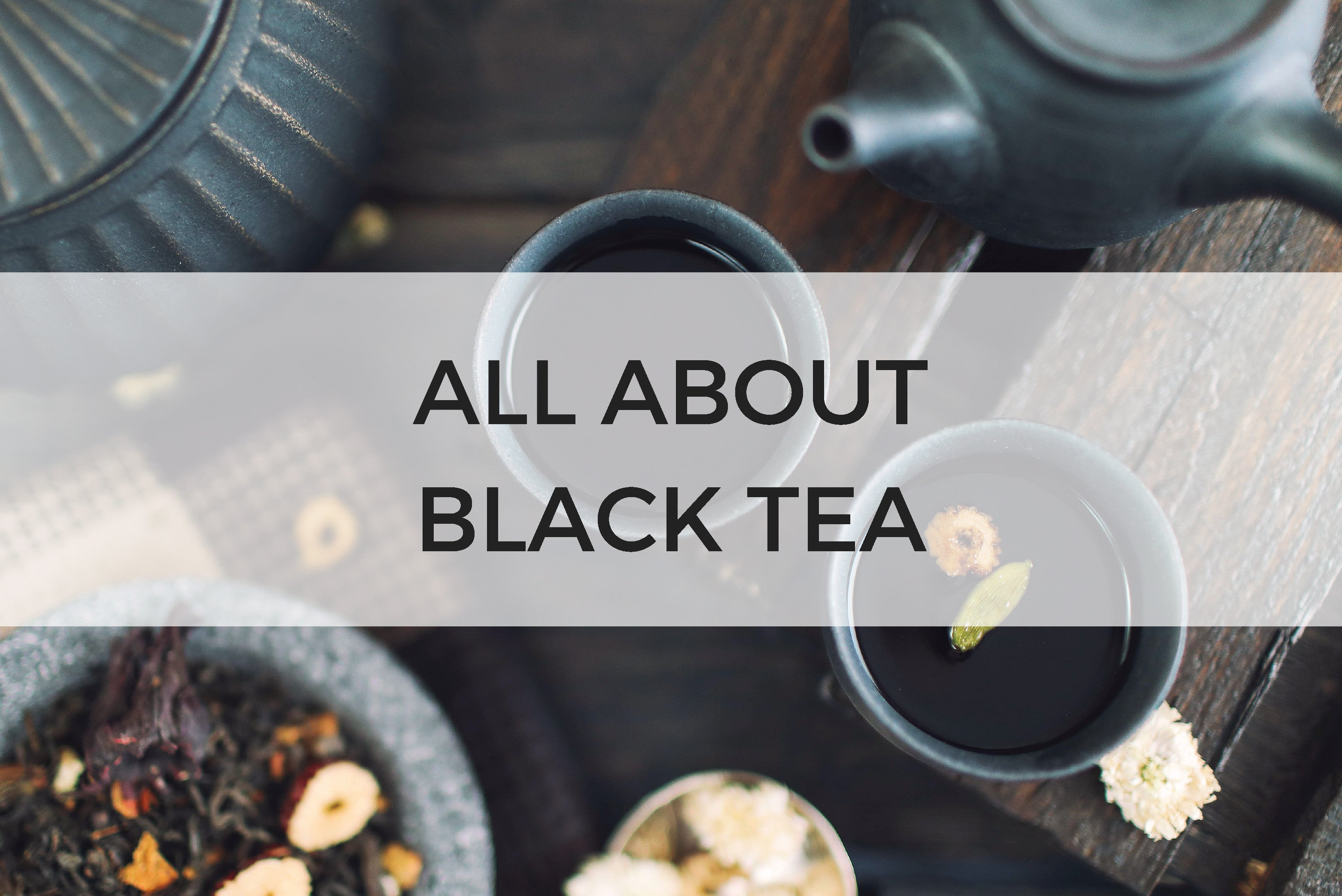 All About Black Tea Sips By