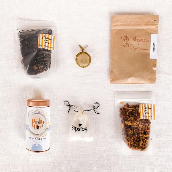 cookie tea collection