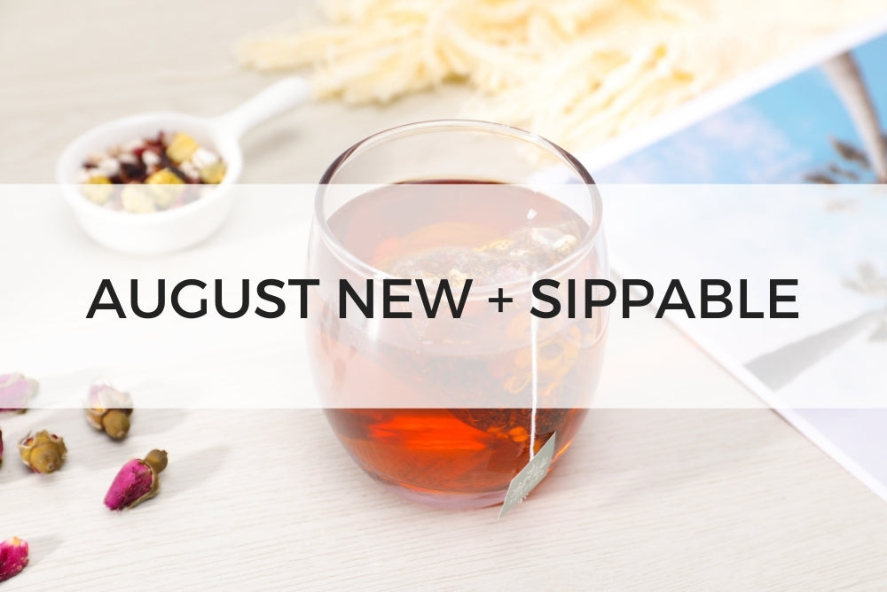 New + Sippable