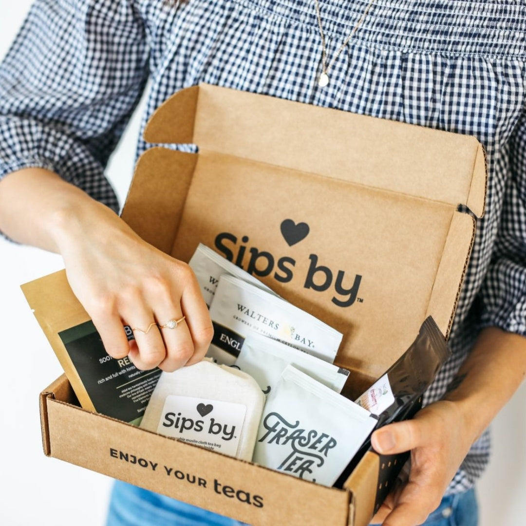 Opening a Sips by Box