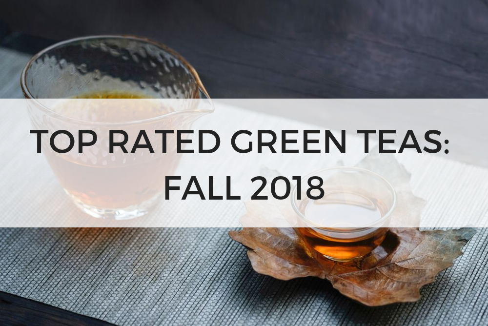 Top Teas Fall 2018