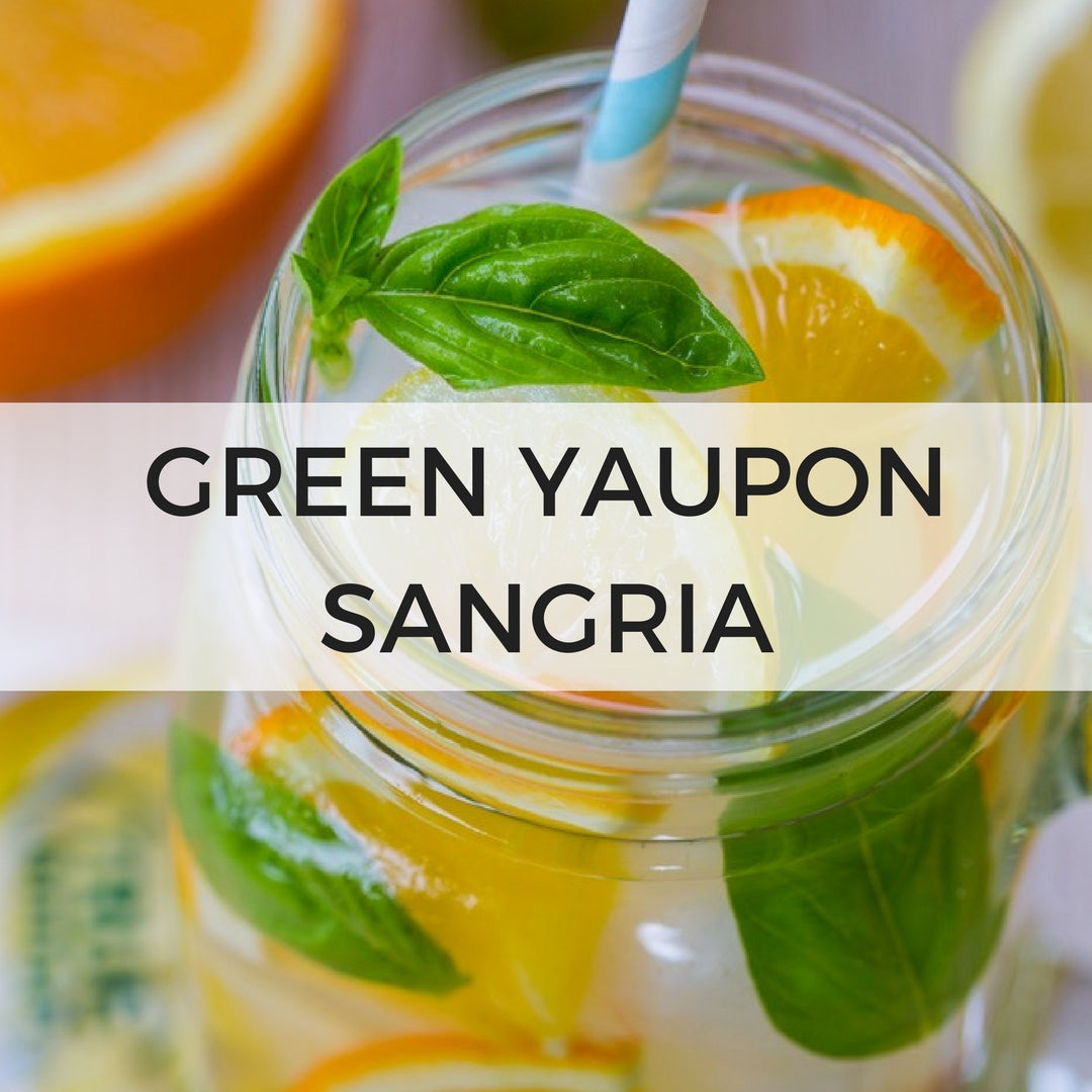 GREEN YAUPON SANGRIA