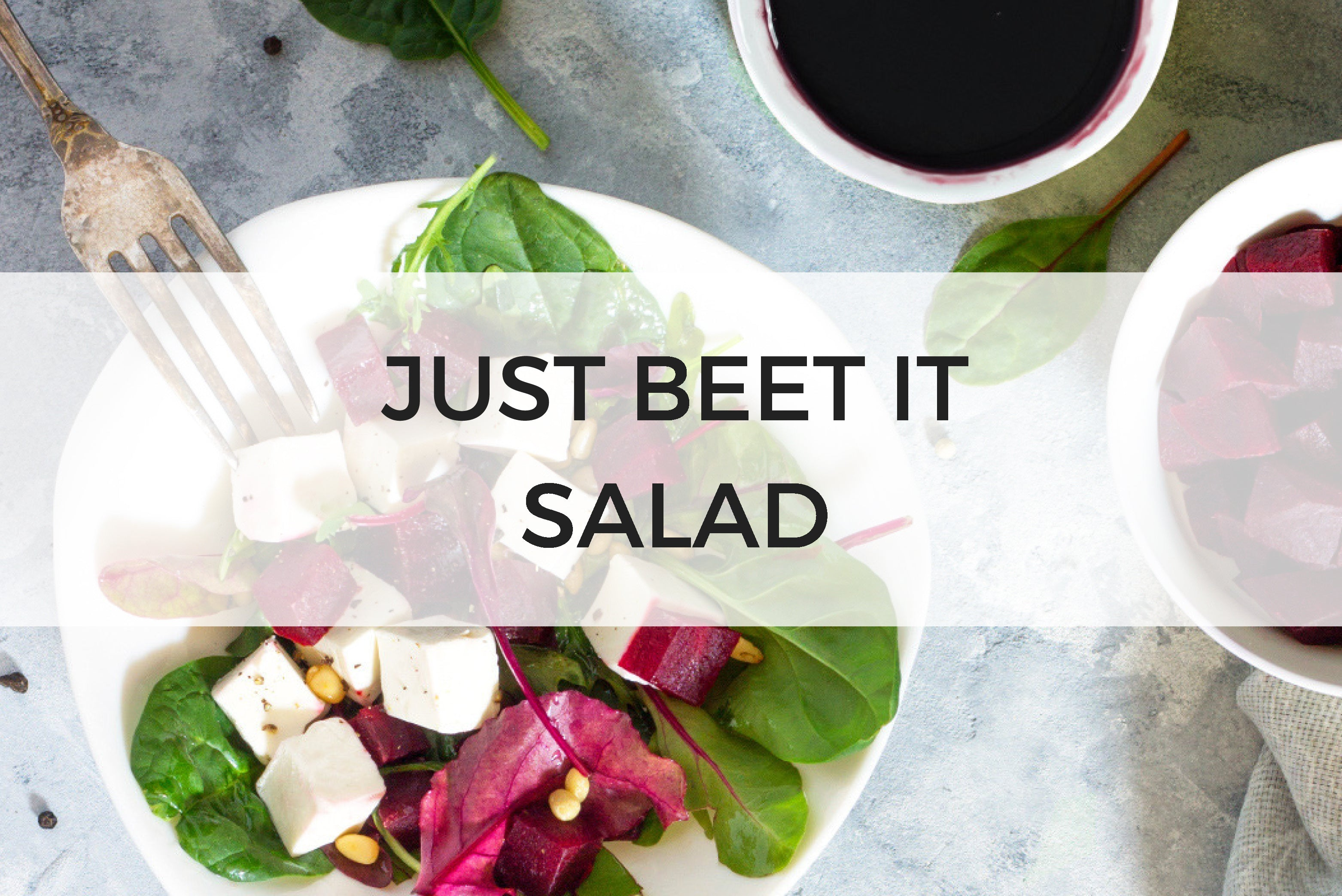 Just Beet It Salad