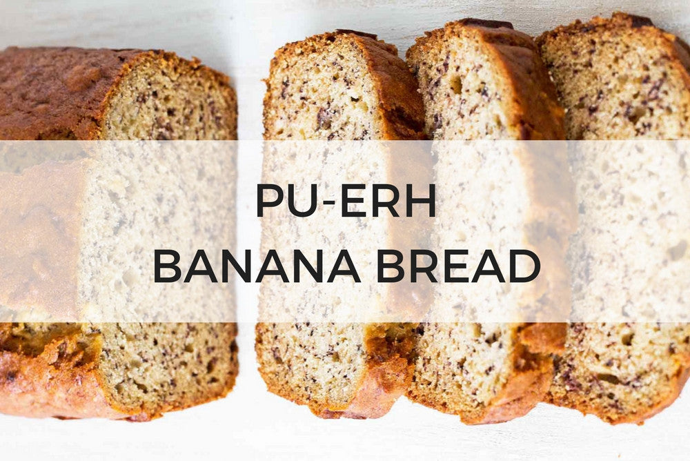 Pu-erh Banana Bread