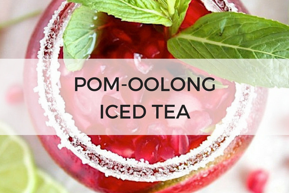 Pom-Oolong Iced Tea