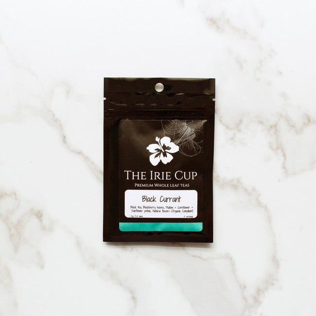The Irie Cup Black Currant