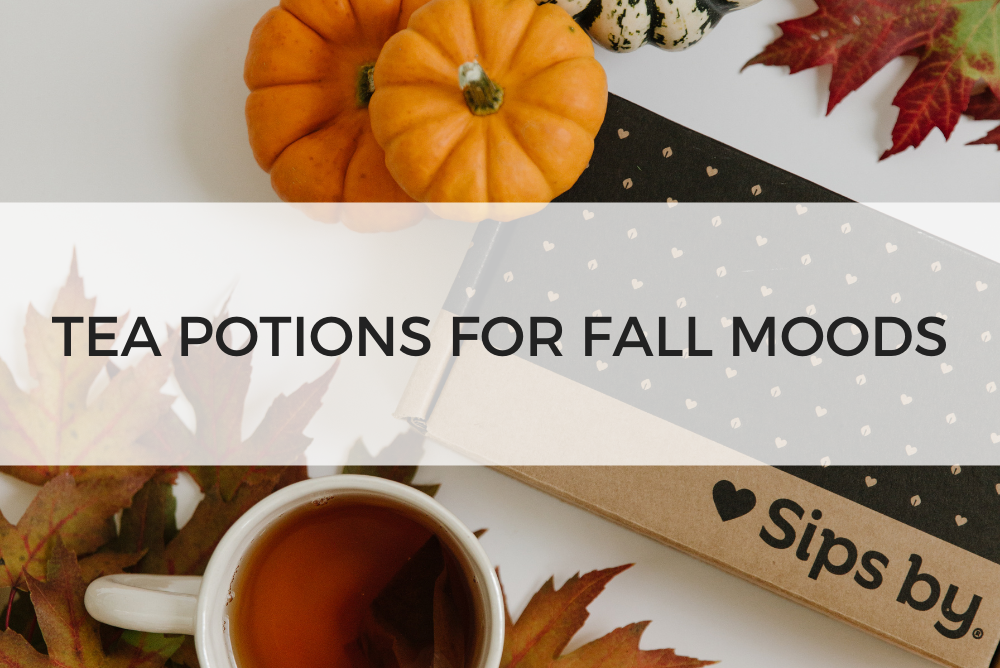 tea potions for fall moods