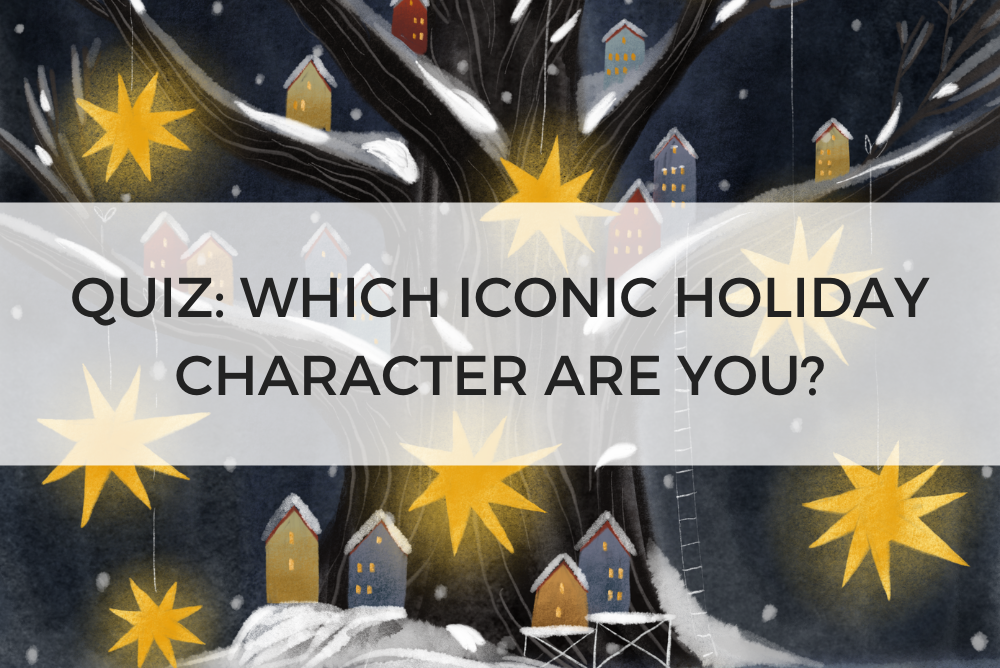 Quiz: Which Iconic Holiday Character Are You?