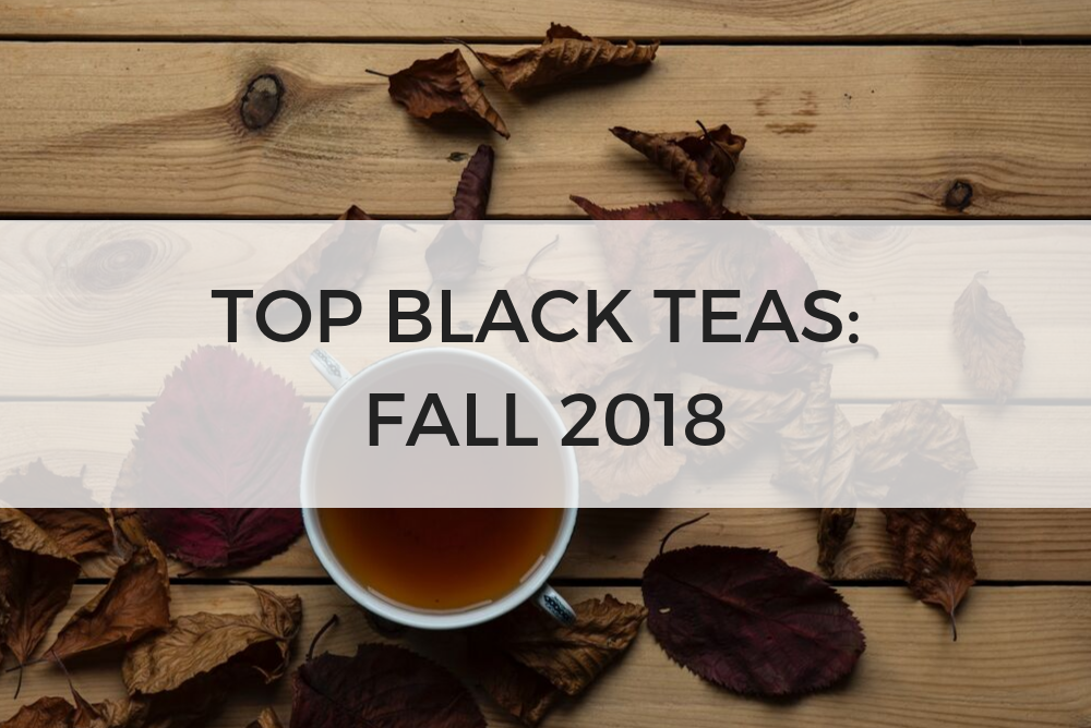 Top Herbal Teas Fall 2018