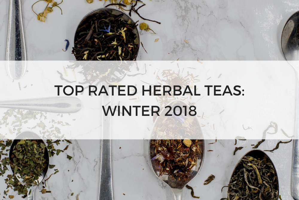 Top Herbal Teas Winter 2018