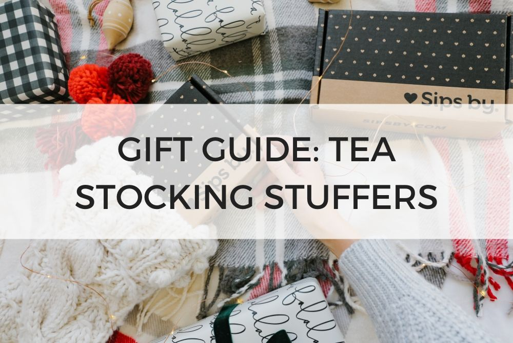 tea stocking stuffers