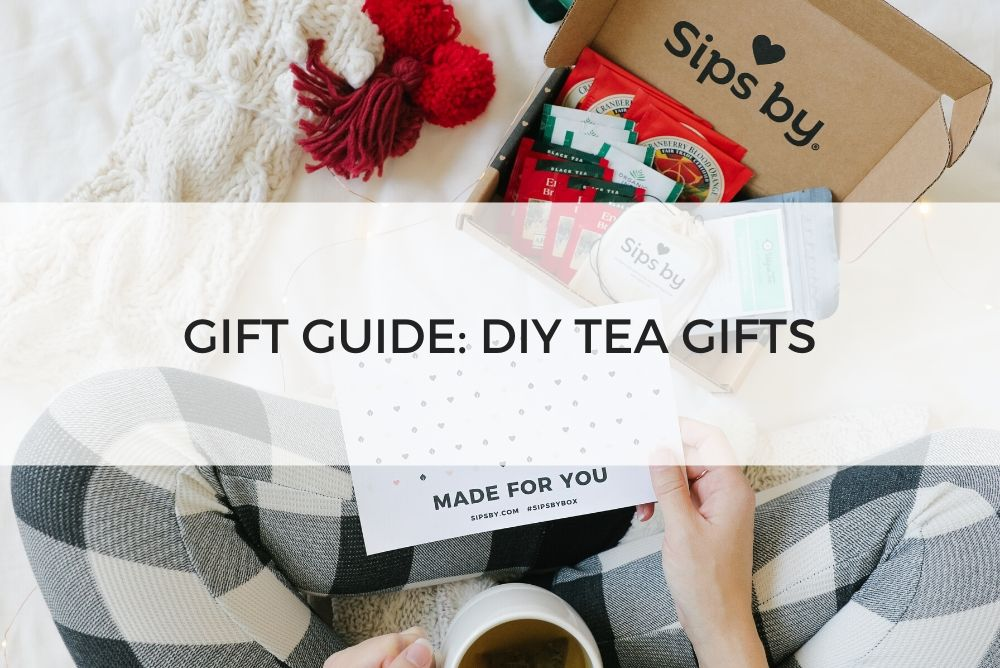DIY Tea Gifts
